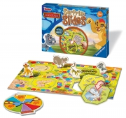 Disney The Lion Guard 'Surprise Slides' Board Game