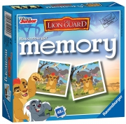 Disney The Lion Guard Mini Memory Game Puzzle