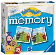 Teletubbies Mini Memory Game Puzzle