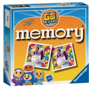 Go Jetters Mini Memory Game Puzzle