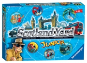 Scotland Yard 'Junior' Board Game