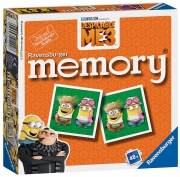 Despicable Me 3 'Minions' Mini Memory Game Puzzle