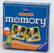 Disney Handy Manny Memory Game Puzzle