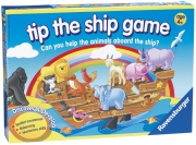 Tip The Ship Game Board Puzzle