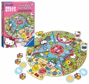 Hello Kitty 'Fun Day Out' Board Game Puzzle