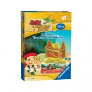 Jake and The Neverland Pirates 'Doubloon Treasure Chest Game' Board Game Puzzle