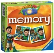 Tree Fu Tom Mini Memory Game Puzzle