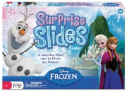 Disney Frozen Elsa 'Surprise Slides' Board Game