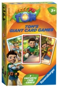 Tree Fu Tom Giant Card Game Puzzle