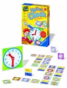 My First Clock 'How To Tell Time' Board Game Puzzle