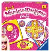Mandala Designer Barbie Puzzle