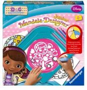 Disney Doc Mcstuffins 'Junior' Mandala Designer Puzzle