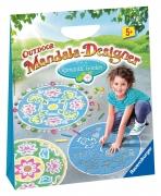 Romantic Garden 'Outdoor' Mandala Designer Puzzle
