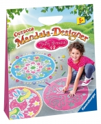 Fairy Dreams 'Outdoor' Mandala Designer Puzzle