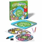 Junior Mandala Designer - Zoo Puzzle
