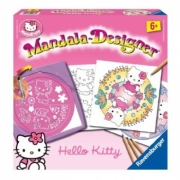 Hello Kitty Mandala Designer Puzzle
