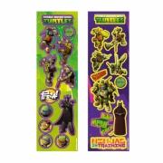 Teenage Mutant Ninja Turtles 8 Pk Sticker Set Decoration