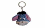Disney Winnie The Pooh 'Eeyore' Soft Keyring