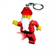 Lego 'Santa' Keyring Led Light