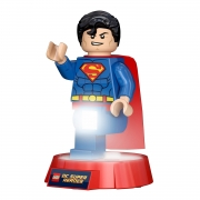 Lego Super Heroes Superman Lite Led Lamp