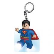 Lego Dc Super Heroes 'Superman' Keyring Led Light