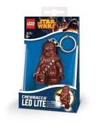 Lego Starwars 'Chewbacca' Keyring Led Light