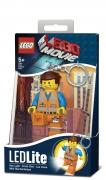 Lego Lights Movie Emmett Key Light Keyring