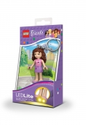 Lego Friends 'Olivia' Keyring Led Light