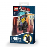 The Lego Movie 'Wyldstyle' Keyring Led Light
