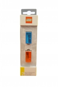 Lego 2 Pack Sharpener Stationery