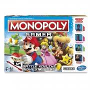 Nintendo' S Super Mario Gamer Monopoly Board Game