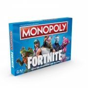 Fortnite Monopoly Edition Board Game