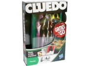 Hasbro Travel Cluedo Board Game Puzzle