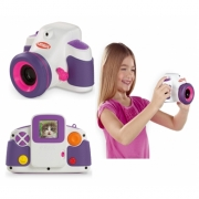 Hasbro Playskool 'Showcam' Pink Camera with Projector Toy