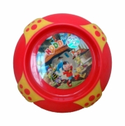 Noddy Soft Feel Plate