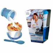 Ez Freeze Stay Fit Cereal on The Go Cool Gear