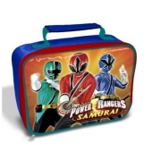 Power Rangers Samurai School Rectangle Lunch Bag