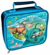 Octonauts 'Explore, Rescue, Protect' School Rectangle Lunch Bag