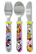 Moshi Monsters Cutlery