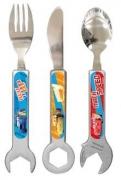 Disney Cars Tool Shaped Cutlery