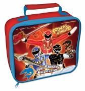 Power Rangers Megaforce School Rectangle Lunch Bag