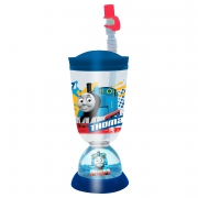 Thomas 'Tns' Glitter Dome Bubble Tumbler