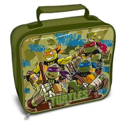 Teenage Mutant Ninja Turtles Camo Lunch Box Bag