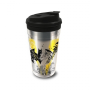 Batman Logo 'Reflection' Travel Mug