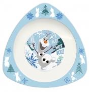 Disney Frozen 'Olaf' Triangle Bowl