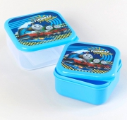 Thomas Thetank Engine 2 Pc Snack Pot