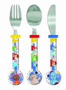 In The Night Garden 'Round' Cutlery