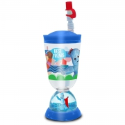 In The Night Garden 'Best Friends' Glitter Dome Bubble Tumbler