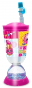 Shopkins Glitter Dome Bubble Tumbler