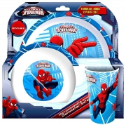 Spiderman 'Swing' Tbp Dinner Set